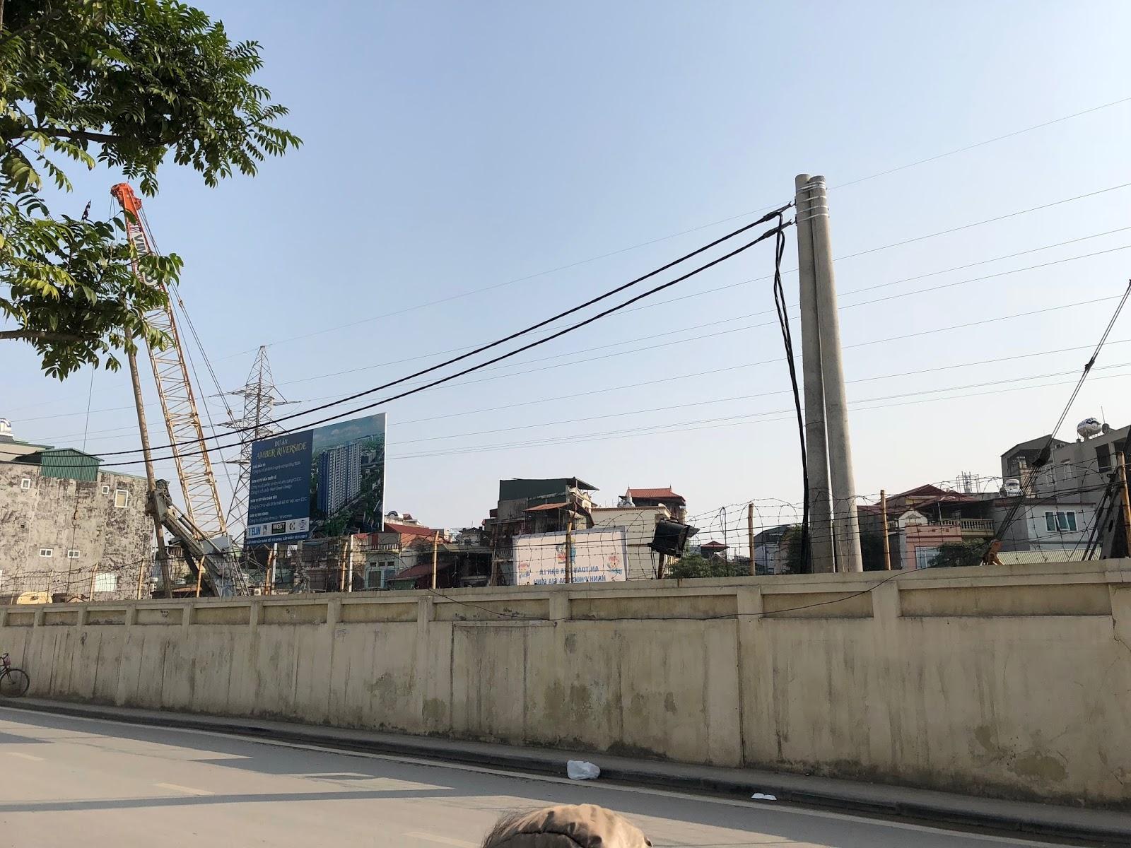 Tiến độ thi công chung cư 622 Minh Khai