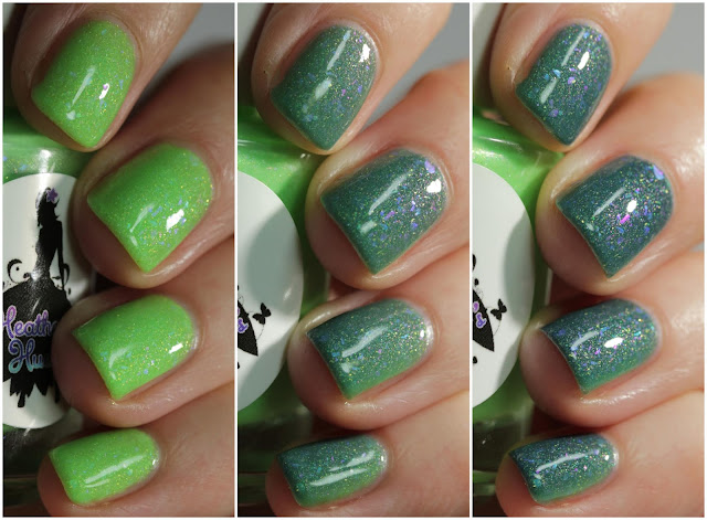 Heather's Hues Spectra swatch by Streets Ahead Style