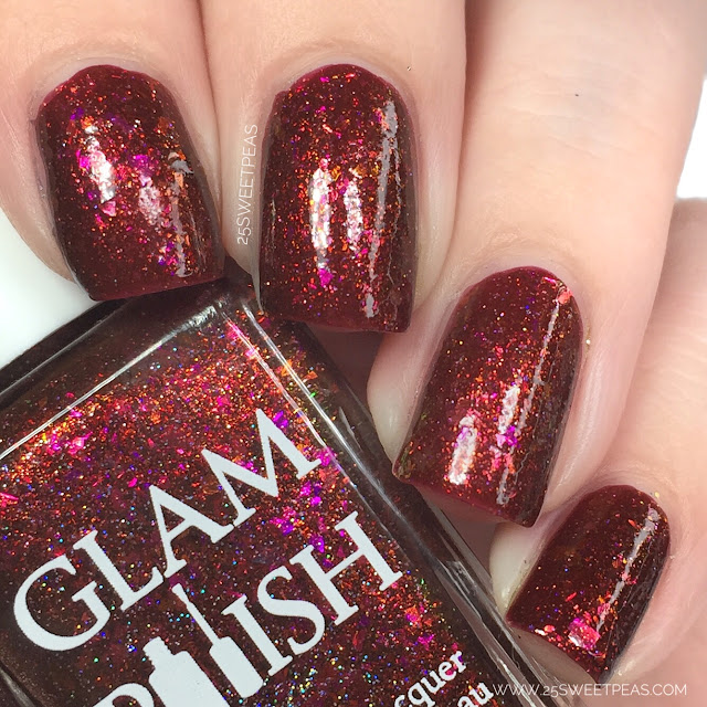 Glam Polish Kiss Me, Fat Boy!