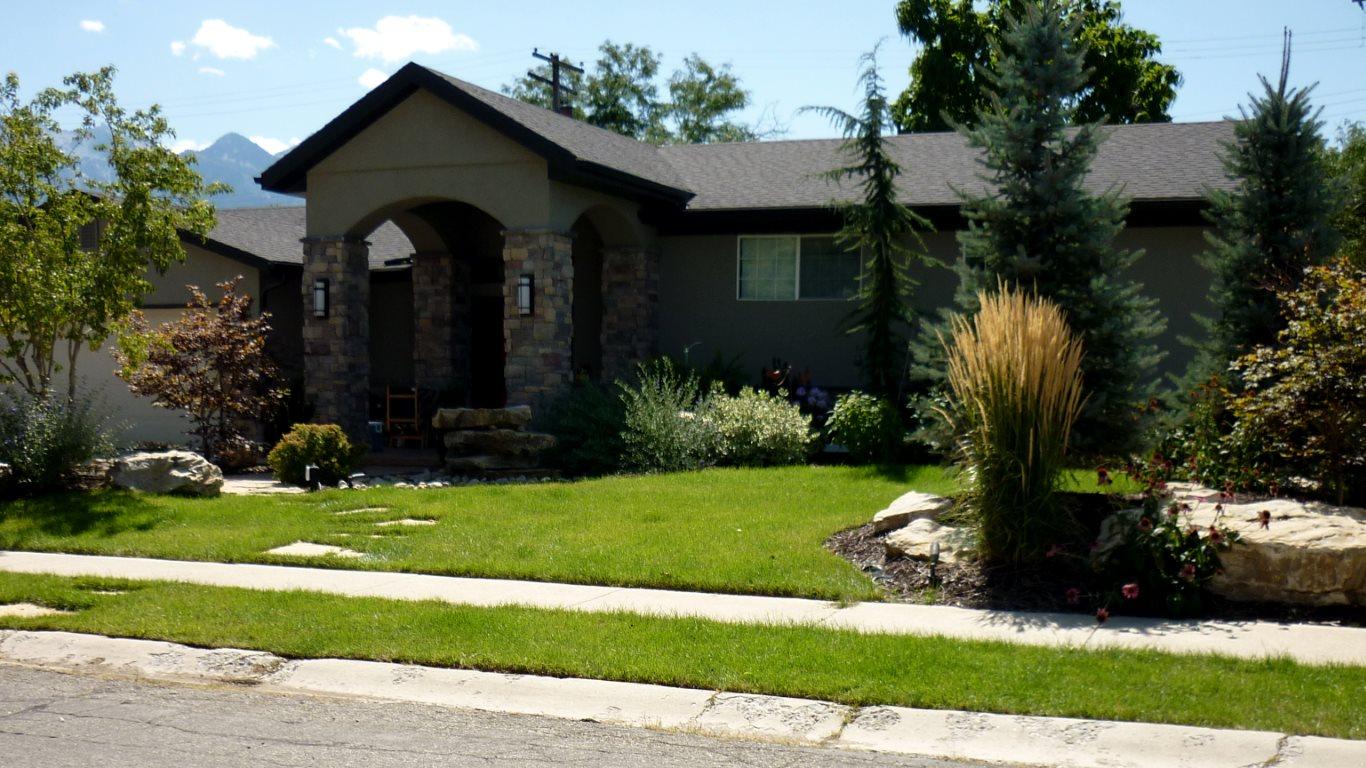 style landscape exterior ideas