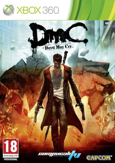 Devil May Cry DMC Xbox 360 Español Región Free 2013 XGD3