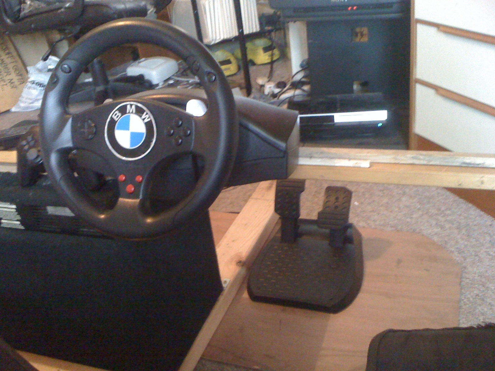 thrustmaster ferrari racing wheel pilot