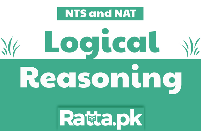 NTS Logical Reasoning MCQs with Answers pdf online - Ratta.pk