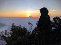 Foto Foto Gunung telomoyo Via Pandean Magelang