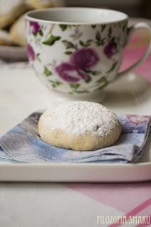 (Meksykańskie ciasteczka ślubne