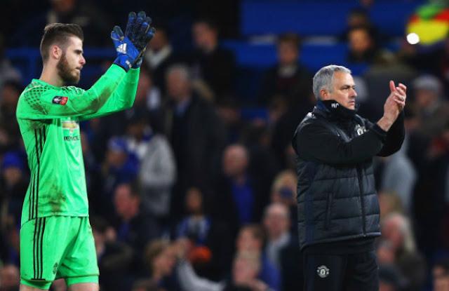 """MU biến De Gea làm """"mồi nhử"""": Mourinho câu 3 SAO bự Real 1"""