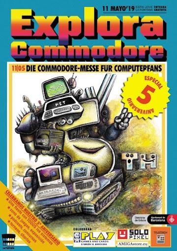Crónica del Explora Commodore 2019 #PacoblogC64