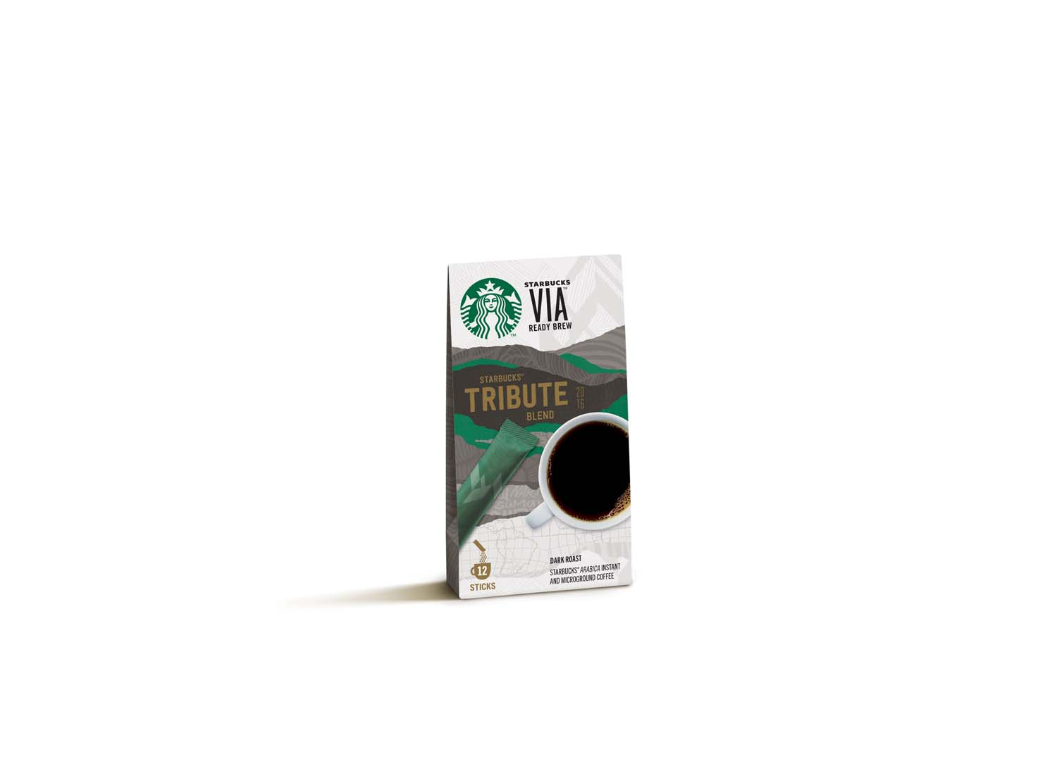 Starbucks VIA® Tribute Blend