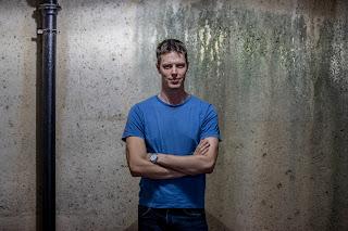 Author Jack Heath, Credit Ben Appleton