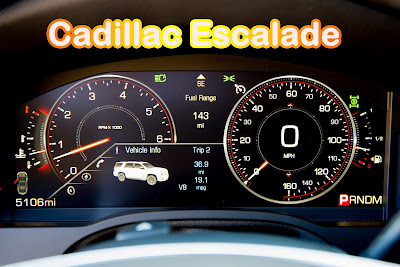 Cadillac Escalade - Flying High In Caddy's First-Class SUV  - Informatoin - Otomotif Review