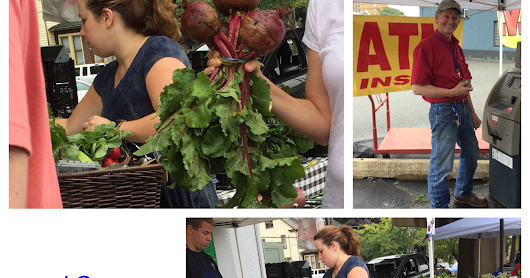 What's new at the Farmers' Market?