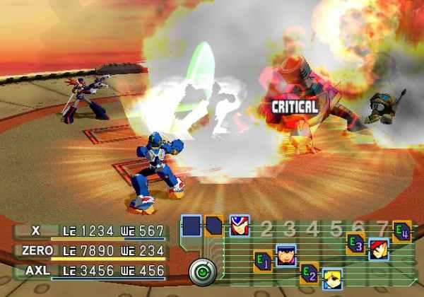 Mega Man - Game Flashback - Comando Login