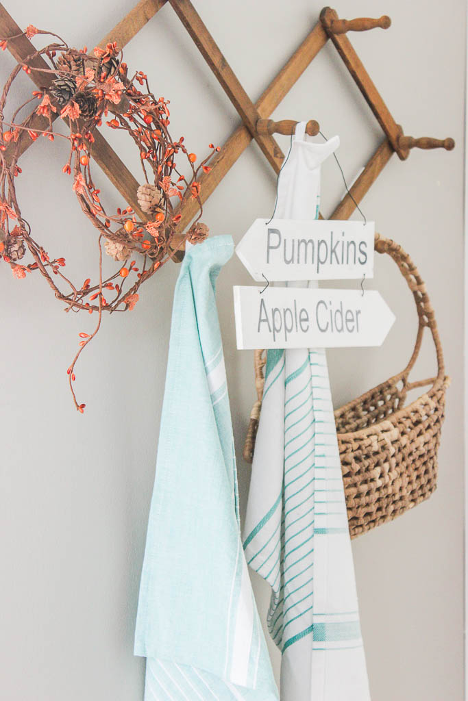 DIY fall sign ideas
