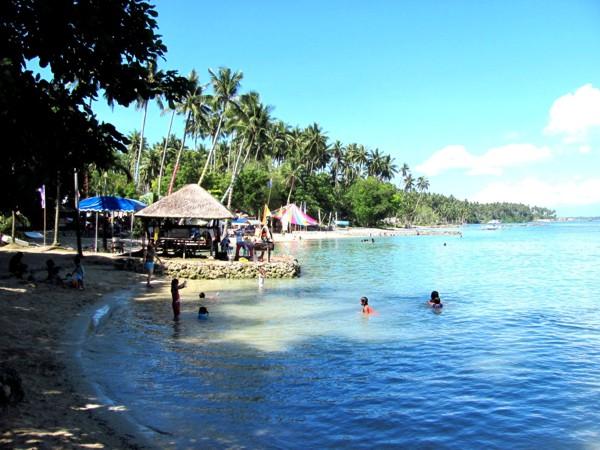 Beaches In Babak Samal Island
