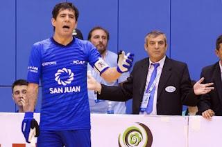 El conjunto que dirige Darío Giuliani perdió 5 a 0 ante el equipo lusitano, el mismo al que derrotó en fase de grupos.