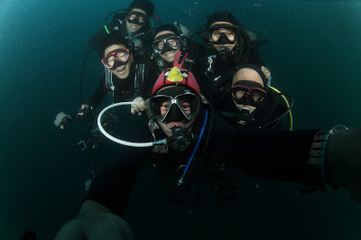 Jun V Lao Photography, Scuba diving