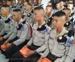 Seleksi Penerimaan Calon Anggota Bintara Polisi Penerimaan Bintara Polisi 2019-2020 (Polisi Tugas Umum dan Polwan)