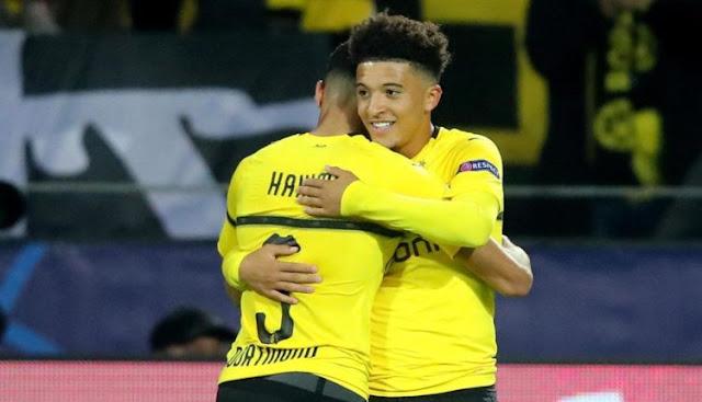Dortmund Yakin Bisa Pertahankan Jadon Sancho Dari Godaan Klub Besar