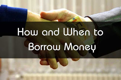 "How and When to Borrow Money (Even for ""Poorly Qualified"" Borrowers) : eAskme"
