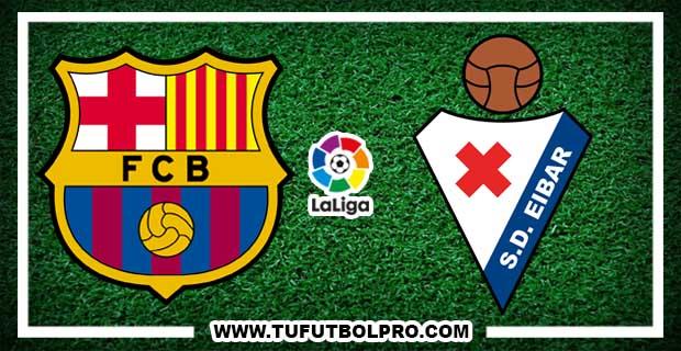 Ver Barcelona vs Eibar EN VIVO Por Internet Hoy 19 de Septiembre 2017