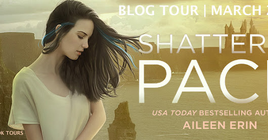 Blog Tour - Shattered Pack {Alpha Girl #6} By Aileen Erin {Review & Giveaway}