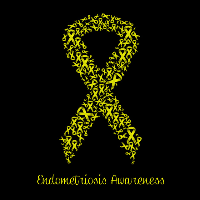 Apakah endometriosis?,endometriosis awareness