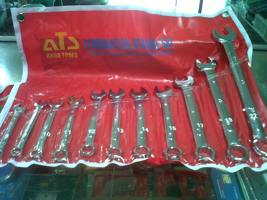 Jual Alat Teknikseperti Dongkrak Takel Chain Block Kunci Jembatan 1pc Ring Pas Set 8 32mm Ats Rp255000