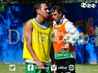 Oriente Petrolero - Mauricio Saucedo - Ángel Guillermo Hoyos - DaleOoo.com sitio Club Oriente Petrolero