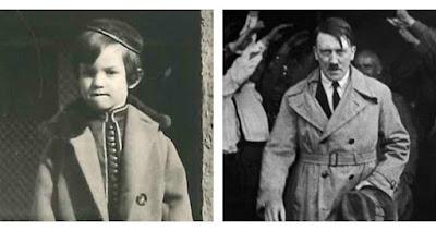 Lo que vio el vecino judío de Hitler