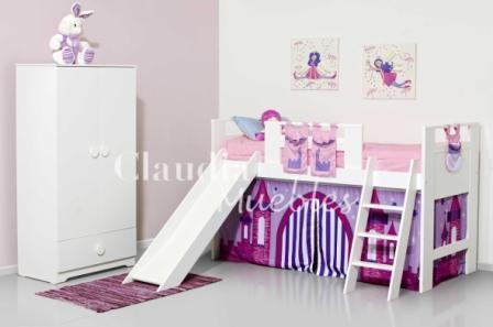 dormitorios infantiles  Decoractual  Diseo y Decoracin