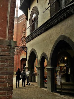 Borgo medievale Parco del valentino torino