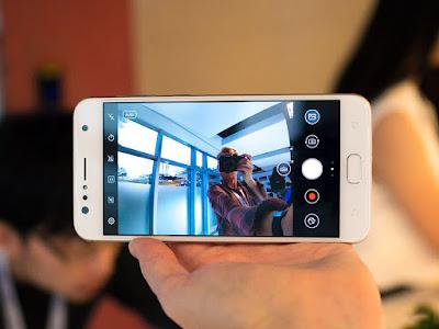 Ấn tượng khi được cầm trên tay ZenFone 4 cao cấp - 203332