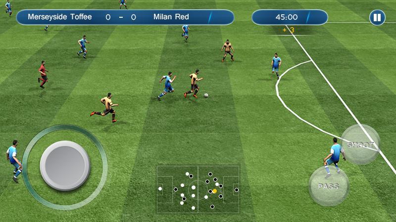 Ultimate Soccer Football MOD APK terbaru