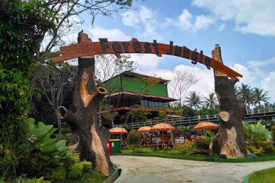 Fasilitas Santasea Waterpark Sukabumi