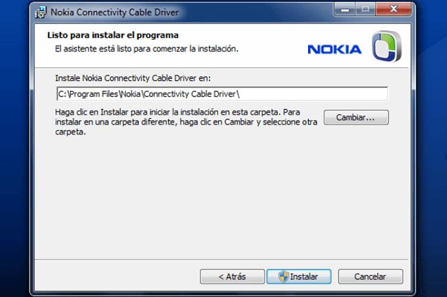 Nokia X USB Driver
