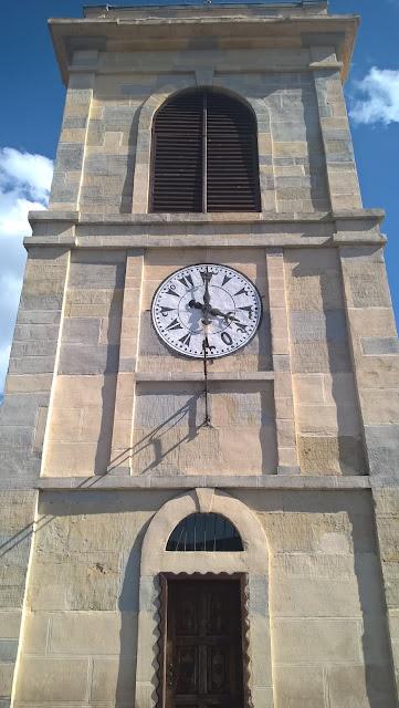 Kastamonu Saat Kulesi önü...
