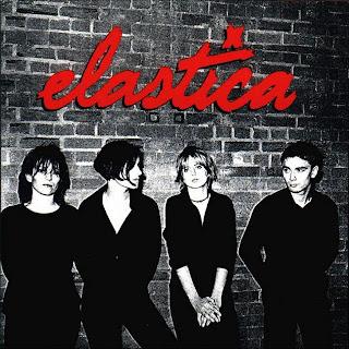 Disco de debut de Elastica en 1995
