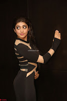 Pranitha Subhash in a skin tight backless brown gown at 64th Jio Filmfare Awards South ~  Exclusive 132.JPG