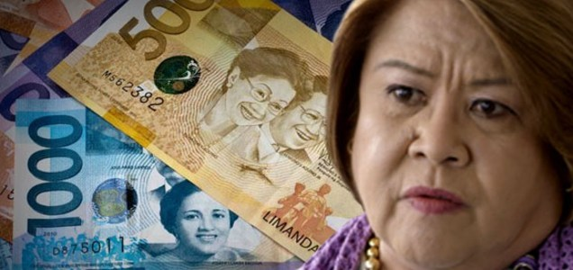 De Lima seethes as Gordon accuses her of making money from GCTA