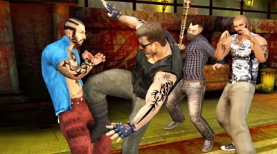 Download Game Fight Club MOD APK Unlimited Money
