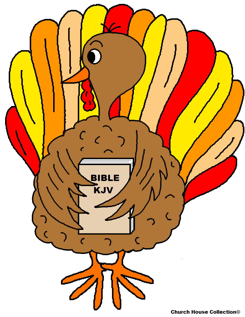 church house collection blog turkey holding bible coloring page