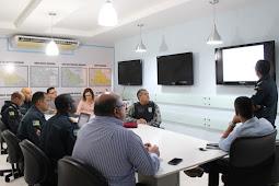 PM apresenta planejamento estratégico para a Operação Peregrinação ao Santuário de Divina Pastora