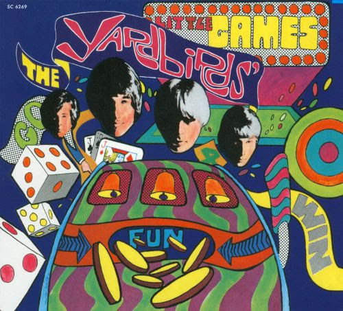 Music: Little Games by The Yardbirds