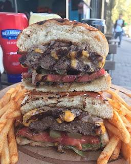 şahin chef burger köfte beşiktaş