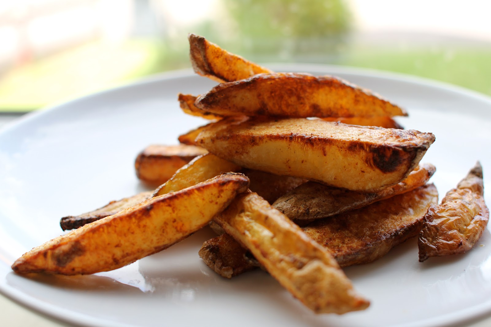 how to cut potato wedges dailymotion