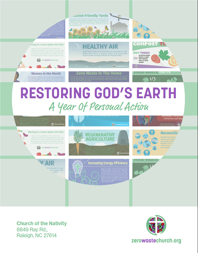 Restoring God's Earth
