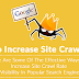 Website ki crawl rate increase karna ki important tips-In Hindi