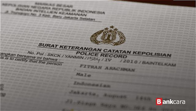 Cara Membuat SKCK (Surat Keterangan Catatan Kepolisian) - Bankcara.com
