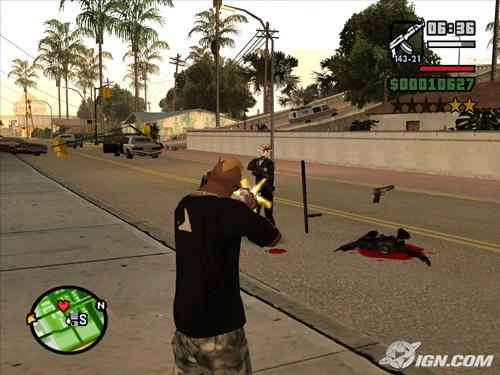 Download GTA San Andreas (PS2) GRATIS