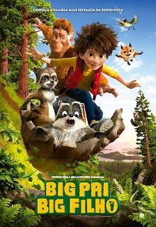 Big Pai, Big Filho - HDRip Dublado